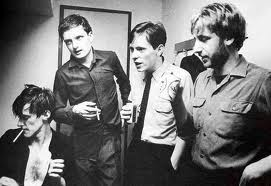 Joy Division and The Retarded Monkeys