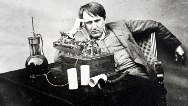 Thomas Edison, nytimes.com