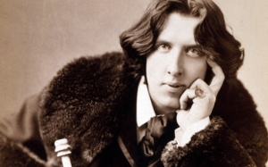 Or a picture of Oscar Wilde.