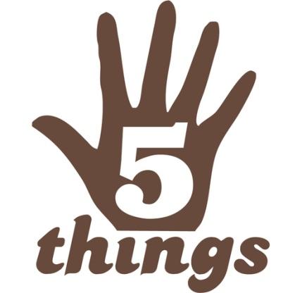 Five Things I'm GoodAt