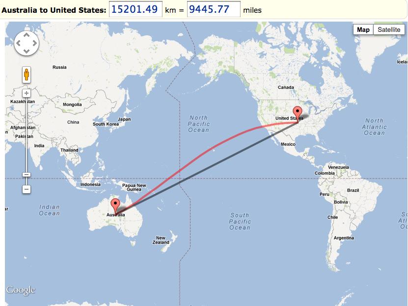 Distance Between North Palm Beach Fl And Keywest Fl