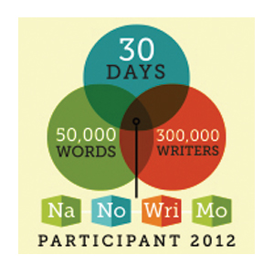 NaNoWriMo Day One