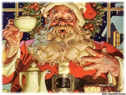 Dear Santa Claus,