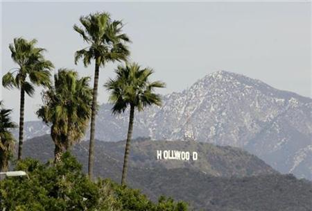 hollywood-snow
