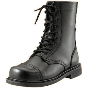 This is my left combat boot. There are many like it, including the right one, but this one is mine. My left combat boot is my best friend. It is my life. I must master it as I must master my life. I will crush BULLSHIT.
