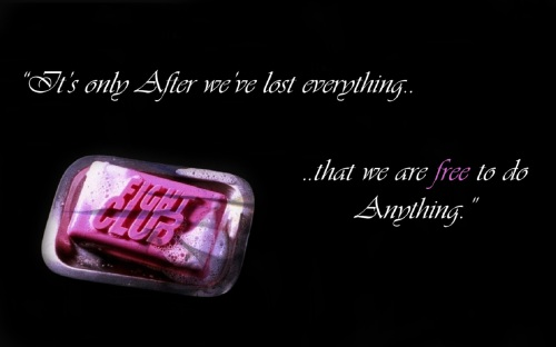 Quotes Fight Club Soap Tyler Durden HD Wallpapers