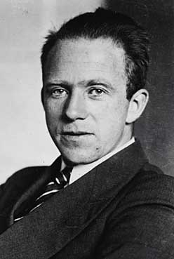 Werner Heisenberg (Brains are hot)