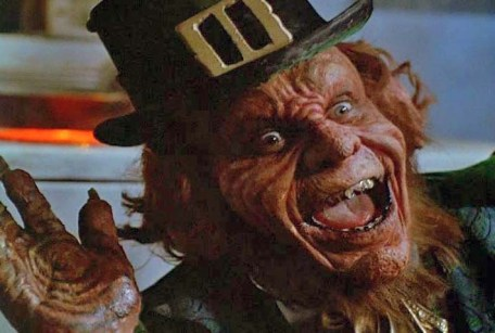 I wouldn't want this guy at my house. Leprechaun, 1993.