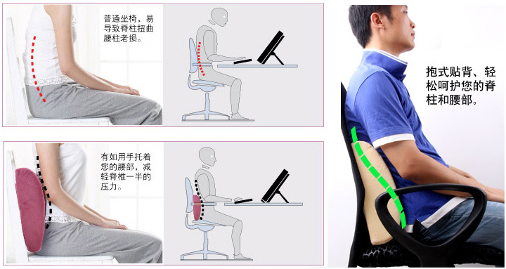 Top: This chair will fuck you up. Bottom: Bring your own damn pillow.