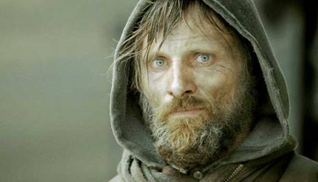 This is not Cormac McCarthy. This is Viggo Mortenson from the movie The Road. I'd much rather look at Viggo than Cormac.