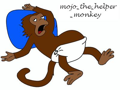Knowing my luck, I'd get a helper monkey who was anything but helpful.