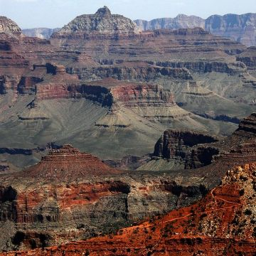 The Grand Canyon. Image from wikipedia.