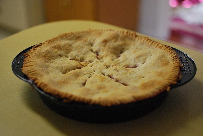 mmmmmmmm pie. Image from wikicommons