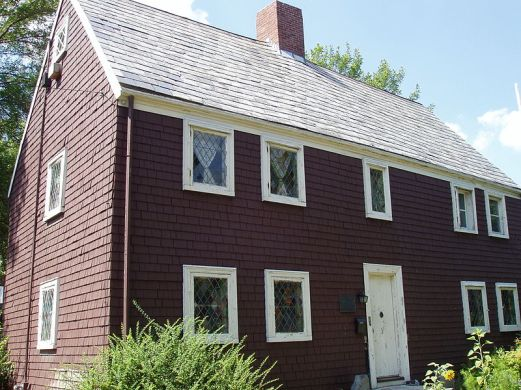 The James Blake House, Dorchester, MA. Image from wikipedia.