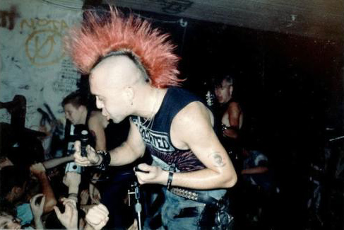 The Exploited Image from last.fm