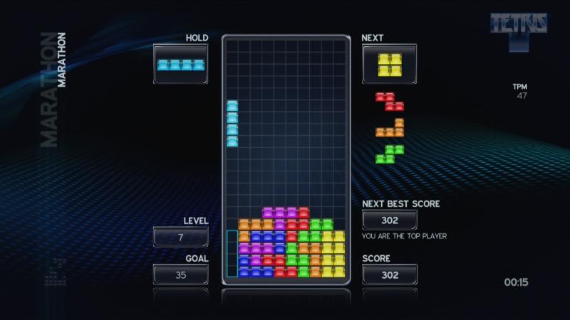 Tetris. Hells yeah.