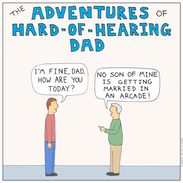 Dog Whistle Ear Sensation