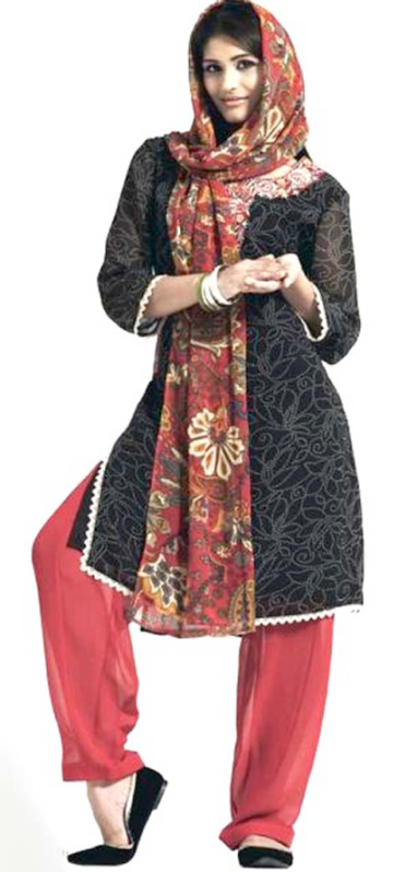 Salwar Image from muslimmfashion.com