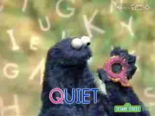 Image from Sesame Street.