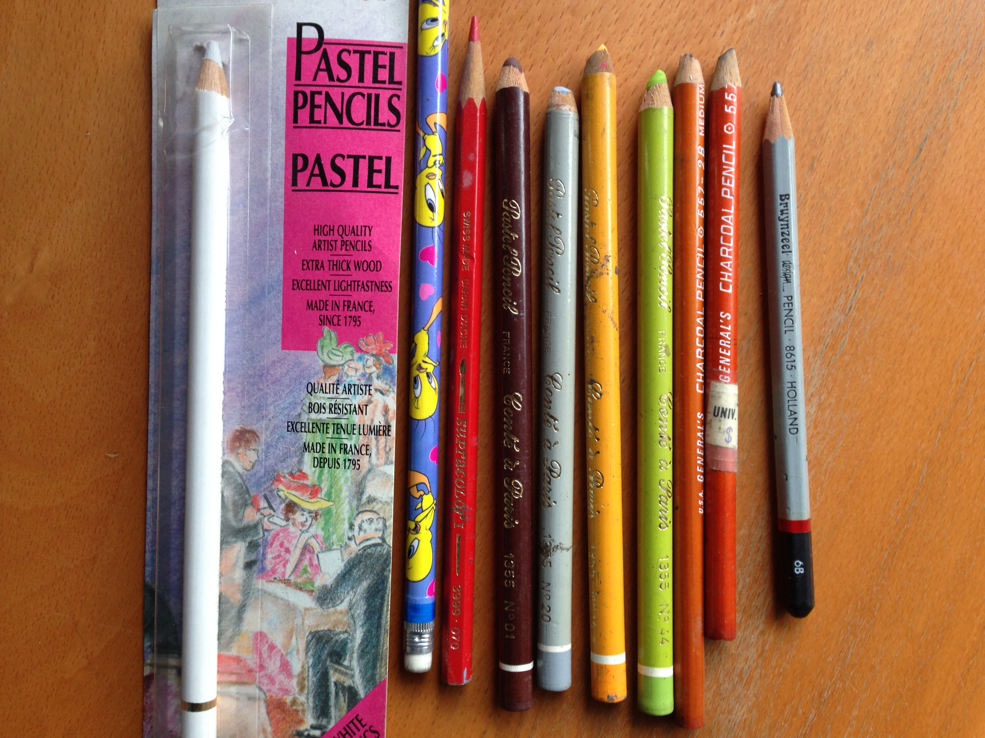 Unsharpened Round Pencil As far as pencils  this is allUnsharpened Round Pencil