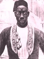 "Kabaka Muteesa. When He says ""nuh uh,"" you listen. Image from wiki."