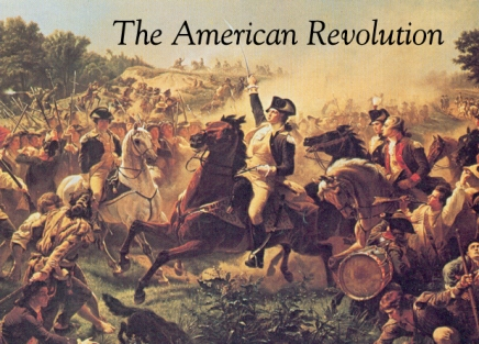 History Lessons With Goldfish: American Revolution Part 1