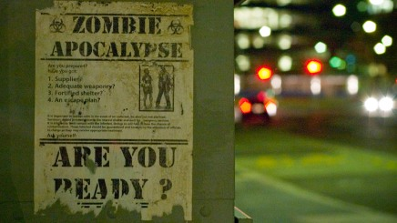 Why I Probably Won't Survive The Zombie Apocalypse