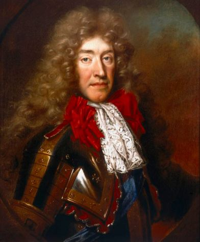 King James II. This family just keeps getting less attractive. Image from wiki.