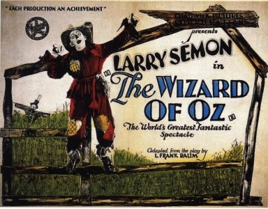 Wizard Of Oz, 1925