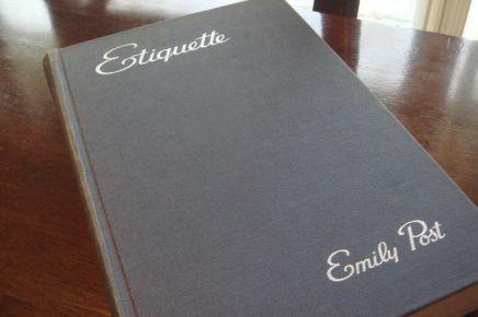 Manners & Etiquette