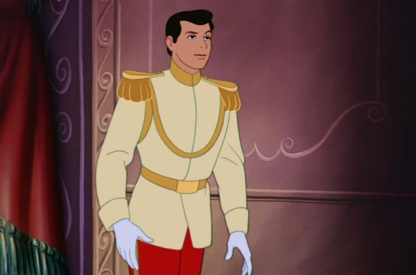 """Bitch."" Prince Charming, Cinderella, Disney Pictures."