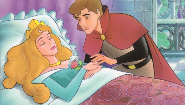 No, this isn't creepy at all and isn't technically necrophilia. (Disney Pictures)