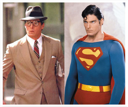 Totally two different people. (Warner Brothers Entertainment)
