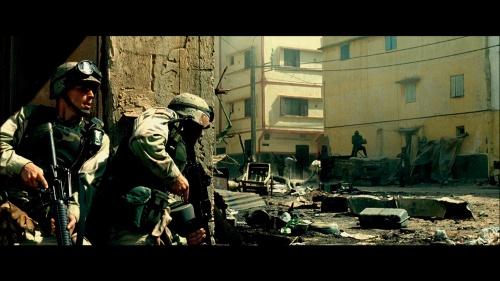 """Get to da choppa!"" (Black Hawk Down, Sony Pictures, 2001)"