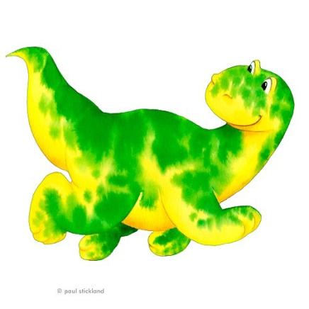 Happy Birthday LittleDinosaur
