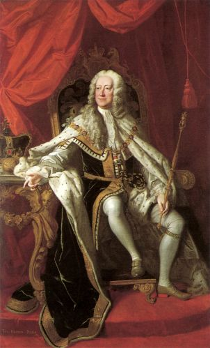 George II  (wikipedia.org)