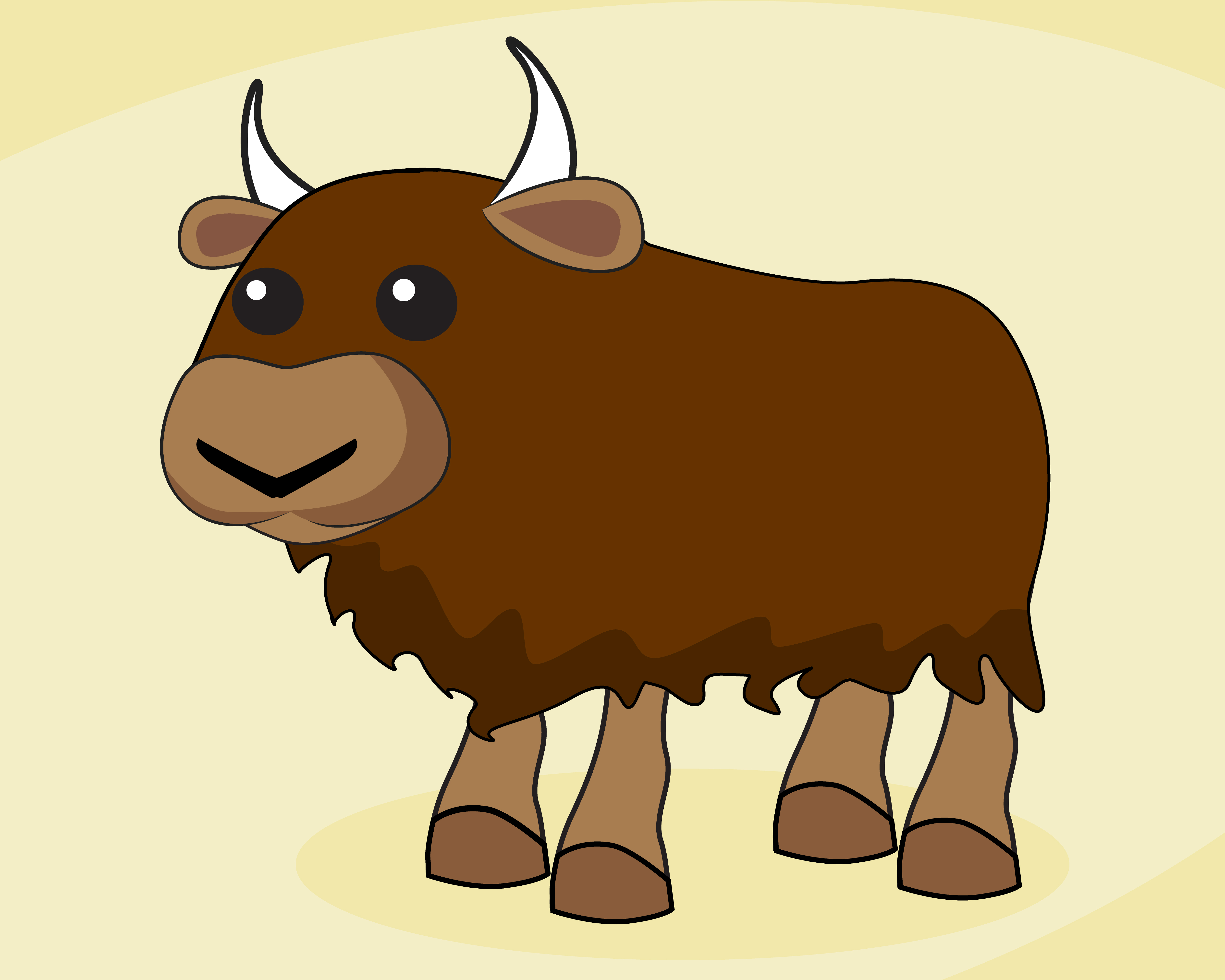 How To Draw Yak Easy Free Download Oasis Dl Co