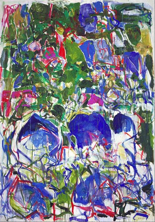 My Landscape II, Joan Mitchell, 1967