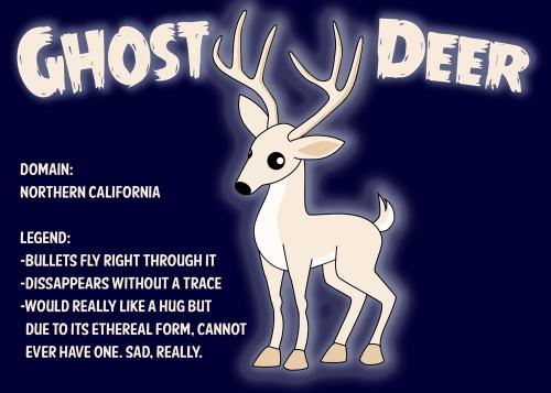 ghost-deer