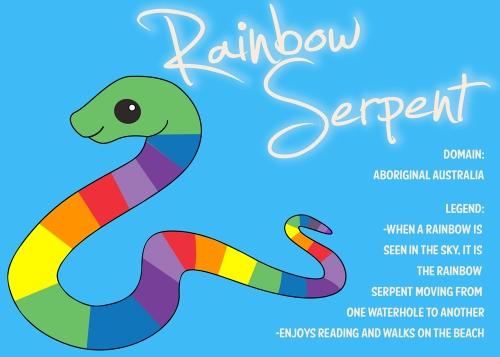 rainbow-serpent