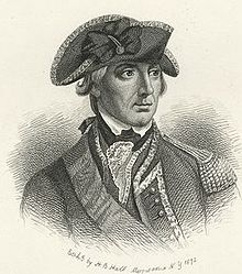 Sir General William Howe. You can call him Billy.