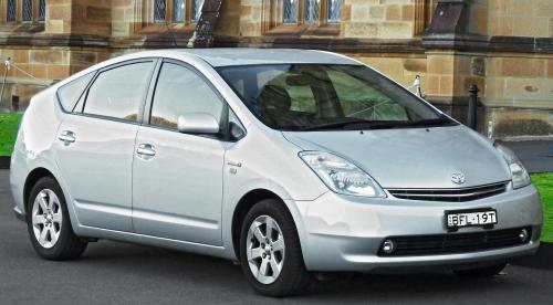 2008 Toyota Prius (en.wikipedia.org)