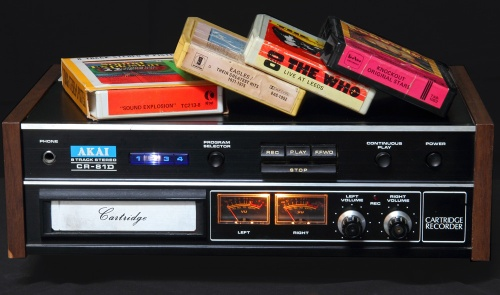 8 Track Players Amp Rainy Days Fish Of Gold