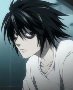 Macky - L from Death Note