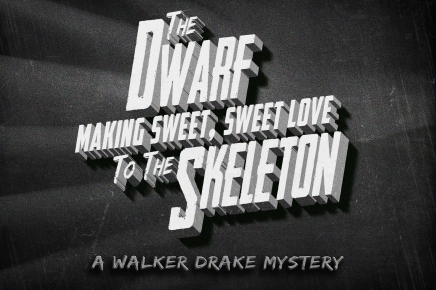 The Dwarf Making Sweet, Sweet Love To The Skeleton