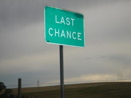 Last Chance ToWIN!