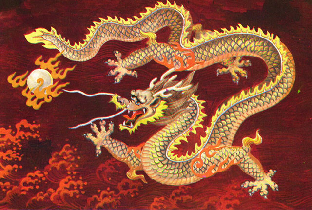 chinese-dragon-red
