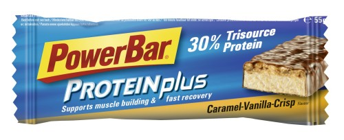 One should not live on PowerBars alone. (powerbar.com)