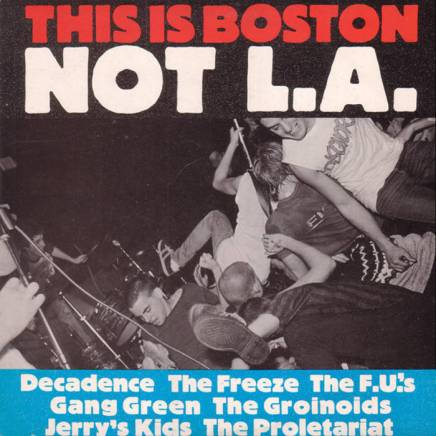 30 Albums, 30 Stories: This Is Boston, NotL.A.