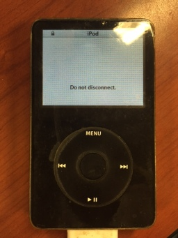 The best ipod ever.